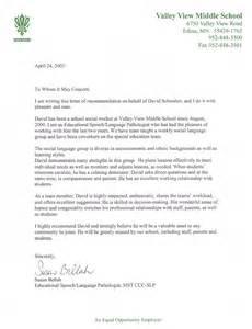 school psychologist cover letter letter of recommendation sle for school psychologist