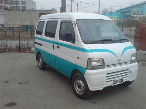 Suzuki Wagon For Sale Used 2002 Suzuki Every Wagon Photos 700cc Gasoline Ff