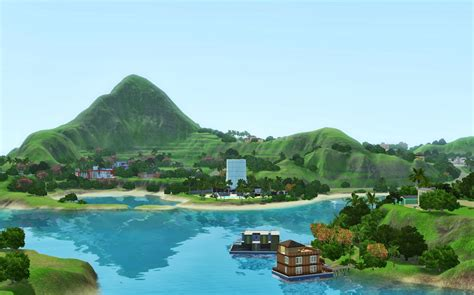 island paradise summer s little sims 3 garden isla paradiso the sims 3