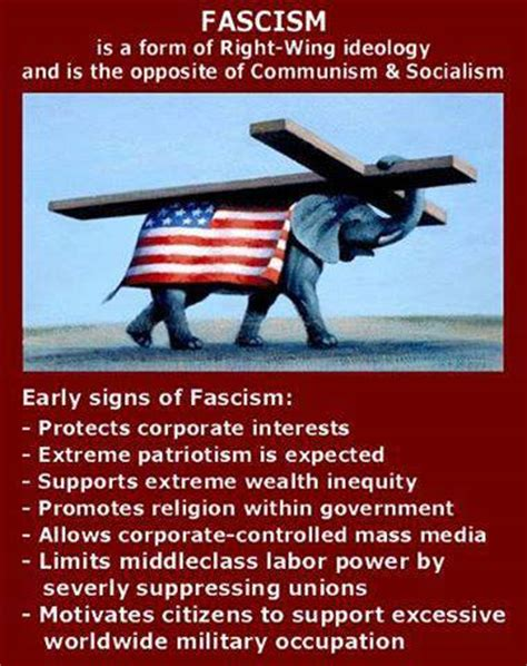 when fascism was american fascism and anti fascism in the 1930s books fascism it s no longer an abstract concept what would