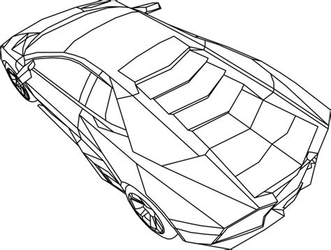 lamborghini aventador drawing outline lamborghini reventon outline by coddfootwalker on deviantart