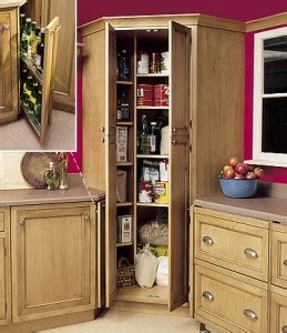 how to add a corner pantry to an existing kitchen how to