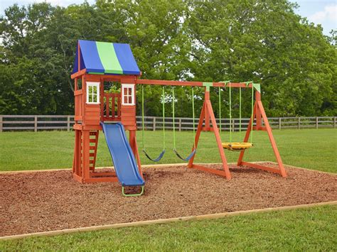 Playground Swing Sets by Play Sets Swing Sets Playground Sets Academy