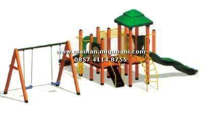 Abata Playground Fiberglass daftar harga dan jual playground fiberglass termurah