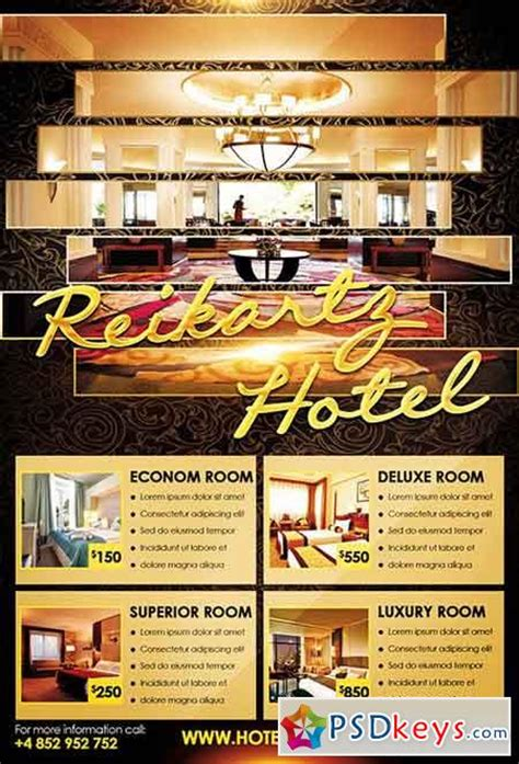 Hotel Psd Flyer Template Facebook Cover 187 Free Download Photoshop Vector Stock Image Via Hotel Flyer Template