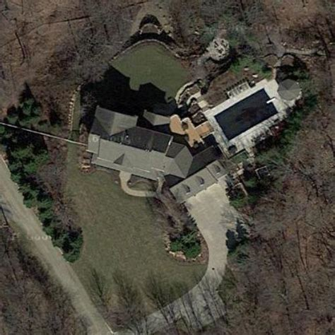 Kirk Ferentz S House In Iowa City Ia Google Maps Virtual Globetrotting