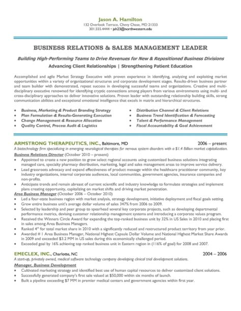 marketing resume sles pdf marketing resume sles free templates in pdf and word