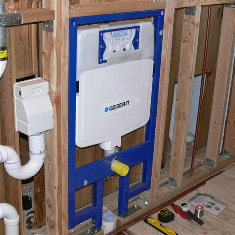 how to a to in the toilet wall mounted toilet install and discussion