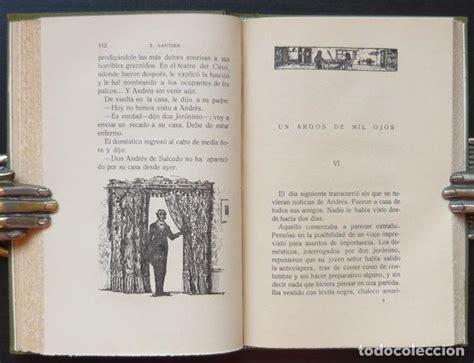 libro el corn clsicos de 1922 te 243 filo gautier la maja y el torero i comprar libros antiguos cl 225 sicos en