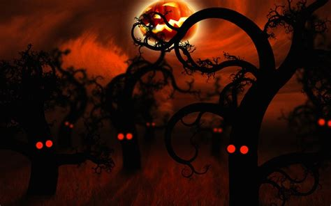 imagenes en 3d de halloween 22 fondos de pantalla halloween wallpapers blog