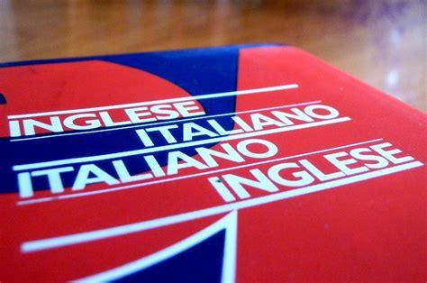 test italiano ministero interno dizionario comparato italiano inglese sulle attivit 224