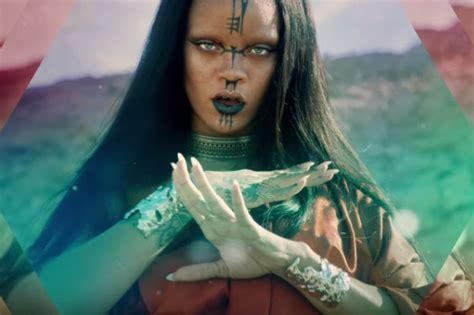 "Watch Rihanna's ""Sledgehammer"" Video   Idolator"