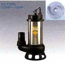 Pompa Submersible Merk Showfou Harga Jual Showfou Ss 112 N Pompa Celup Air Kotor