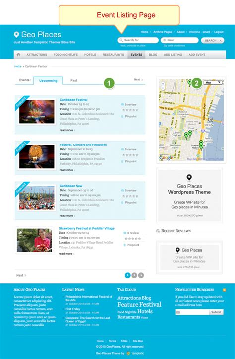 event web page design event design page pictures to pin on pinterest pinsdaddy
