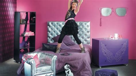 decoration chambre fille ado decoration chambre ado fille rock visuel 4