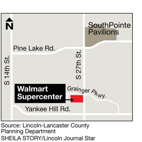 walmart lincoln ne 84th wal mart to build another store in south lincoln local