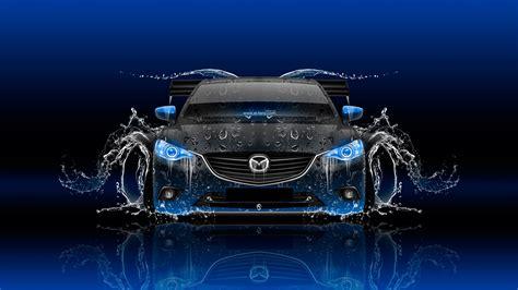 Tony Cars by Mazda 6 Jdm Tuning Front Water Car 2016 Wallpapers El Tony