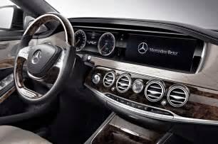 Mercedes S600 Interior 2015 Mercedes S600 Interior Photo 27
