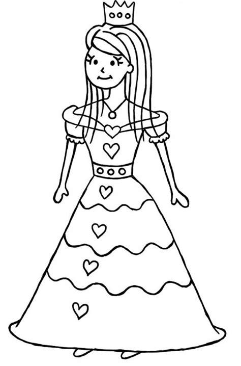 How To Draw A Princess Step By Step Fun For The Kids How To Draw A Princess Dress Step By Step Printable