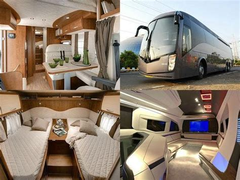 customised luxury mobile homes politicians new