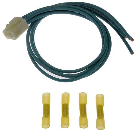 dorman hvac blower motor resistor connector hvac blower motor resistor connector dorman 645 701 ebay