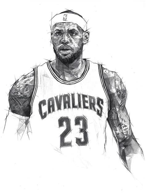 48 Lebron James Wallpapers Hd Free Download Shooting Coloring Page