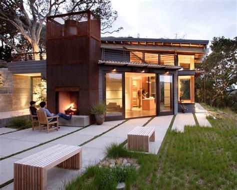 luxury hillside home in valley california