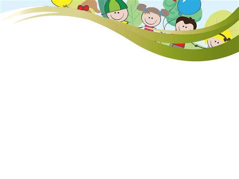 free children powerpoint templates childrens background 1306