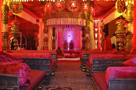 Wedding India by Wedding Decorations Royal Wedding Planners In India
