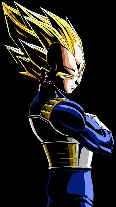vegeta z phone mobile wallpaper wallpapersafari
