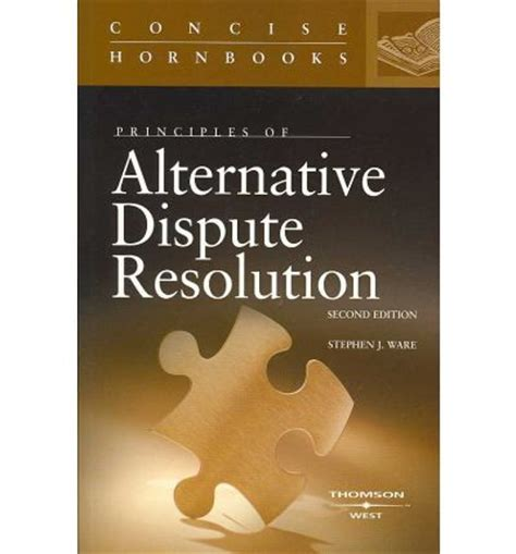 Alternative Dispute Resolution Achmad Romsan mediation alternative dispute resolution ereader books