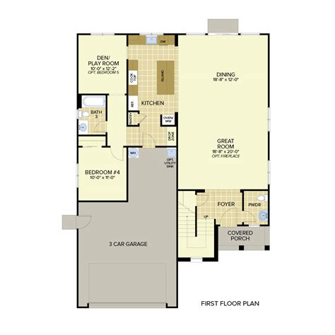 100 romanesque floor plan romanesque architectural 100 romanesque new homes in natomas the living