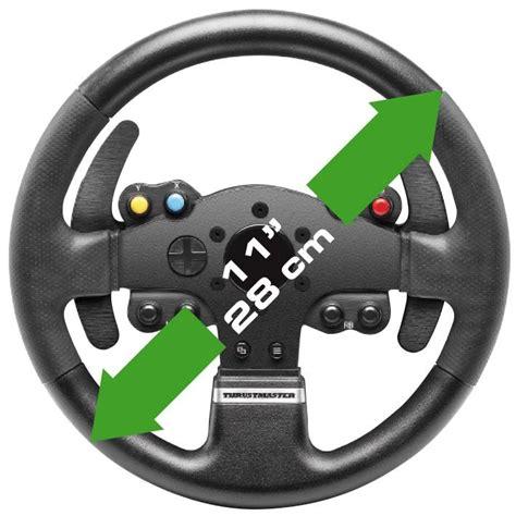 volante thrustmaster xbox one nuevo volante thrustmaster tmx en xbox one xboxmaniac