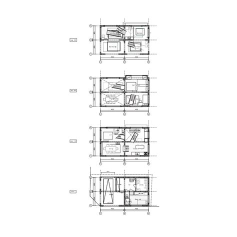 h and h homes floor plans gallery of house h sou fujimoto 8