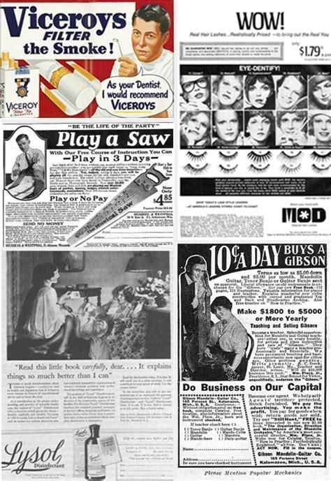20 Strangest Vintage Ads by 1920s Vintage Ads Marketing In A Roaring Post War World