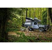 Defender Camper  Auto Express