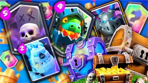 Clash Royale Gift Card - clash royale new cards revealed leaked youtube