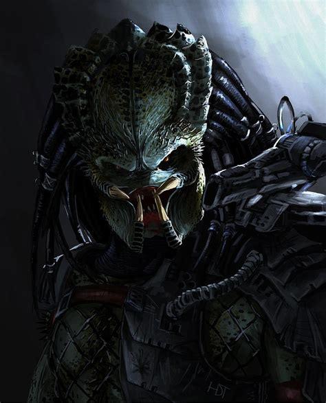 vs predator yautja predator vs hirogen trek battles comic