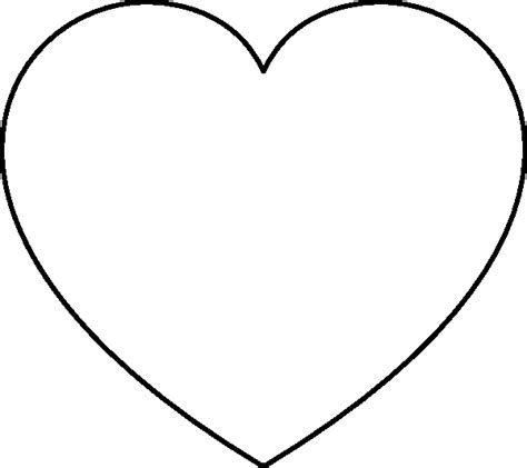 coloring pages of big hearts big heart pages coloring pages