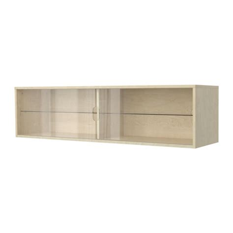 ikea wall cabinets office galant wall cabinet with sliding doors birch veneer ikea