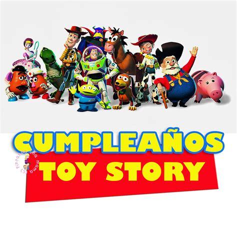 Imagenes Feliz Cumpleaños Toy Story | fiesta de cumplea 241 os de toy story con imprimibles gratis