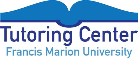 tutorial center logo tutoring center francis marion university