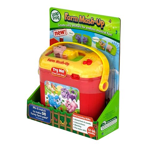Playset Musik Hello Combination 4401 leapfrog farm animal mash up kit new free shipping ebay