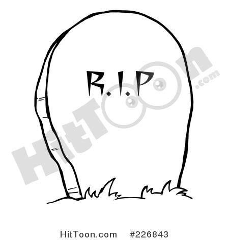 tombstone tattoo coloring pages