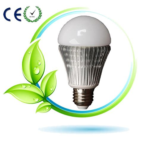 What Are Led Light Bulbs Made Of China Cree 8w Led Light Bulb 500 Lumens E27 Base China Led Light Bulb Led Bulb Light