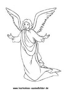 Kostenlose Vorlage Engel Engel Zum Ausmalen Kostenlos Engel Ausmalen Malvorlagen Engel Ausmalen