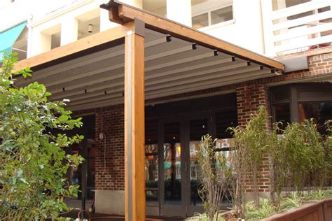 Pergola With Retractable Awning by Gennius Awning A Waterproof Retractable Patio Awning