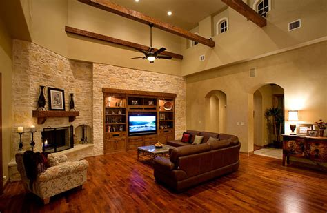ranch living room ideas sprawling tuscan ranch mediterranean living room