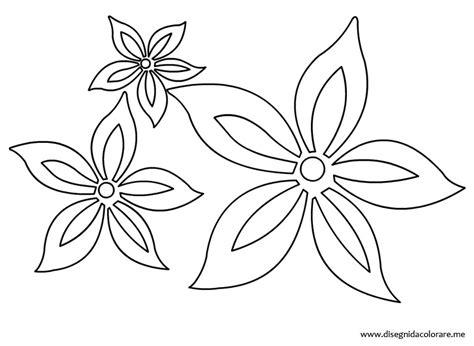 disegni astratti fiori fiori stilizzati da colorare disegni da colorare
