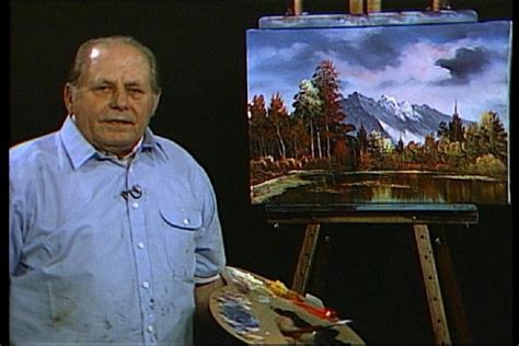 bob ross guest painter bob ross biography the the happy trees